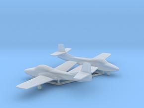 Cessna T-37 Tweet in Smooth Fine Detail Plastic: 6mm