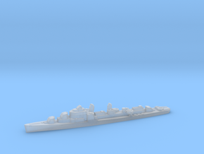 USS Massey destroyer 1:2400 WW2 in Smoothest Fine Detail Plastic