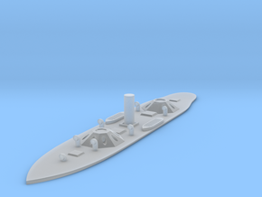 1/1200 CSS Wilmington in Smooth Fine Detail Plastic