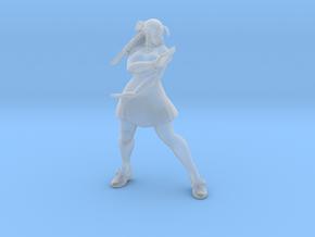 Karin (Street Fighter V Fan Art) in Smooth Fine Detail Plastic