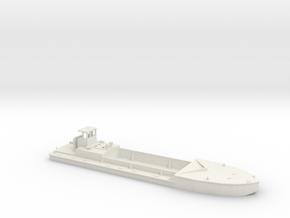 1/144 German Infanterietransporter Kriegsmarine in White Natural Versatile Plastic