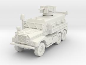 MRAP Cougar 6x6 mid 1/76 in White Natural Versatile Plastic