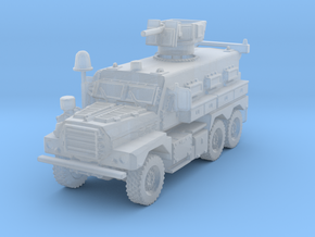 MRAP Cougar 6x6 mid 1/285 in Smooth Fine Detail Plastic