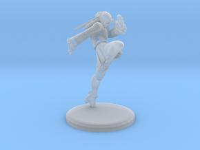 Karin Ver.3 (Street Fighter V Fan Art) in Smooth Fine Detail Plastic
