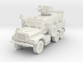 Cougar HEV 6x6 early 1/76 in White Natural Versatile Plastic