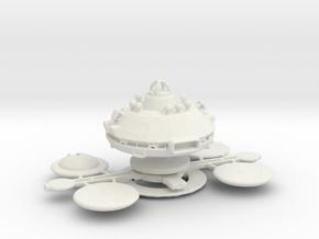 Starbase 375 in White Natural Versatile Plastic