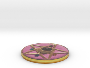 season 2 Sailor moon broach in Full Color Sandstone