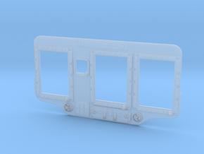 EC135 Instrument Panel Helionix 1/4 in Smooth Fine Detail Plastic