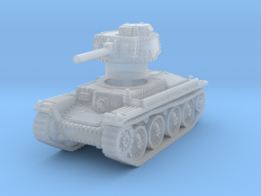 Panzer 38t A 1/200 in Smooth Fine Detail Plastic