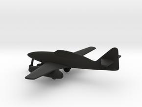 Messerschmitt Me 262 B-1a/U1 Schwalbe in Black Natural Versatile Plastic: 1:160 - N