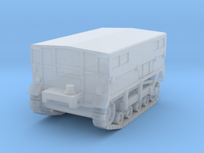 MG2 High Speed Tractor 1:200 in Smooth Fine Detail Plastic