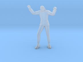 Joker dancing stairs Joaquin Phoenix miniature gam in Smooth Fine Detail Plastic