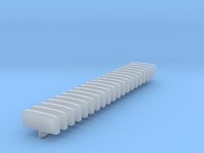H0 1:87 Weichengrenzmarke in Smooth Fine Detail Plastic