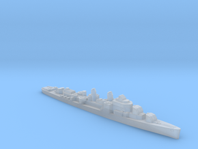 USS Maddox destroyer 1:1800 WW2 in Smoothest Fine Detail Plastic