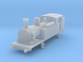 b-148fs-lswr-iow-o2-loco in Smooth Fine Detail Plastic