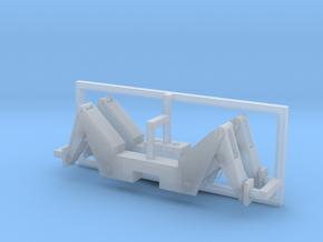 Abstützung DL30.01 eingeklappt in Smooth Fine Detail Plastic