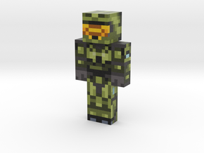2019_05_10_halo-master-12984197 | Minecraft toy in Natural Full Color Sandstone