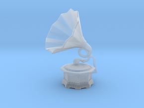 Printle Thing Gramophone - 1/48 in Smooth Fine Detail Plastic
