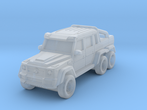 MB G36 6x6 in Smoothest Fine Detail Plastic: 1:160 - N