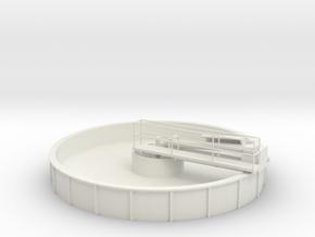 '1:50 Scale' - DAF Unit in White Natural Versatile Plastic