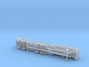 Oshkosh M1120 THAAD SAM Launcher 1/144 in Smooth Fine Detail Plastic