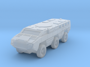 ParamountMbombe 6x6 in Smoothest Fine Detail Plastic: 1:220 - Z