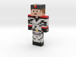 R_A_The_Red | Minecraft toy in Natural Full Color Sandstone