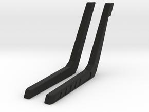 TRX6 G63 snorkel in Black Natural Versatile Plastic