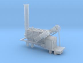 N Gauge Stephenson's Rocket Loco Scratch Aid V1 in Smooth Fine Detail Plastic