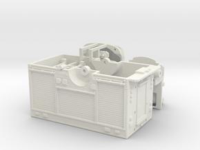 1/87 FDNY Terrastar EMS LSU in White Natural Versatile Plastic