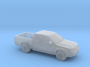 1/220  2009-12 Ford Ranger Crew Cab in Smooth Fine Detail Plastic