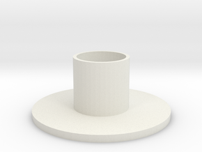 VAPE HOLDER in White Natural Versatile Plastic