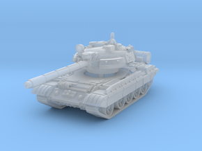 T-55 AM2 1/144 in Smooth Fine Detail Plastic