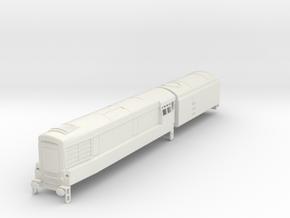b-87-gt3-loco in White Natural Versatile Plastic