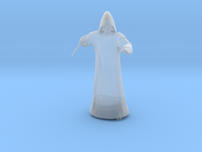 Ghostface 1/60 miniature for games and rpg horror in Smooth Fine Detail Plastic