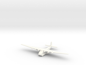 Me-323 Gigant-1/700 (Qty. 1) in White Strong & Flexible Polished