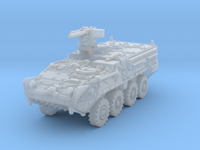 M1126 CROWS (MG) 1/220 in Smooth Fine Detail Plastic