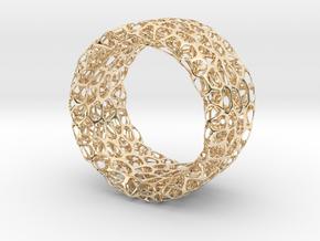 Voronoi Universe i7 TALLA 6 LAbdGRAFO -  TPA in 14K Yellow Gold