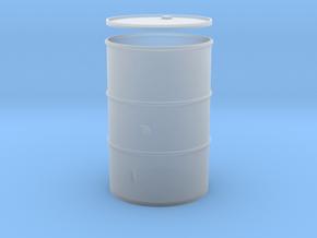 Barril-Golpeado+tapa-18-proto-01 in Smooth Fine Detail Plastic