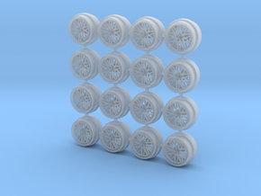 HRE 300 8MM OD - 4 sets in Smoothest Fine Detail Plastic