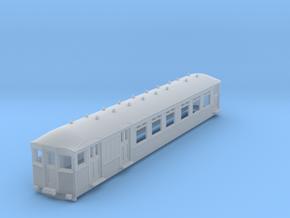 o-148fs-mersey-railway-1923-motor-coach in Smooth Fine Detail Plastic