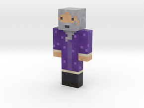thunder | Minecraft toy in Natural Full Color Sandstone