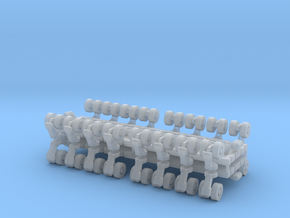 SPMT 16 Achslinien 2erSet - 1:120 TT in Smooth Fine Detail Plastic