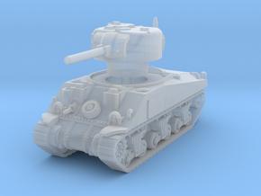 Sherman V tank 1/160 in Smooth Fine Detail Plastic