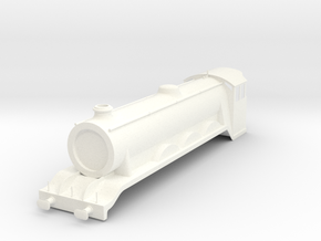 CGI A1 - HO Scale in White Processed Versatile Plastic