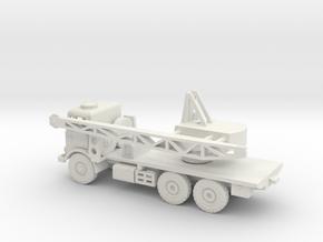 1/120 Leyland Hippo Coles Crane in White Natural Versatile Plastic