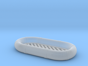 1/48 USN Life Raft Oval in Smooth Fine Detail Plastic