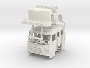 Rosenbauer Avenger Franklin in White Natural Versatile Plastic