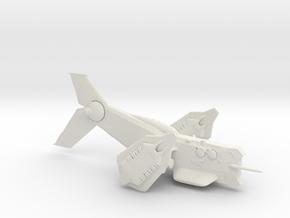 yagr-3b v2.0 in White Natural Versatile Plastic