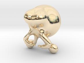 AnimaL1 in 14K Yellow Gold